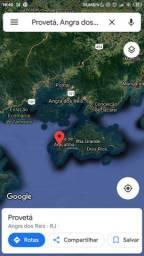 Vendo casa simples de praia em Ilha Grande