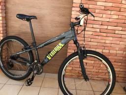 Bike Vikingx semi nova