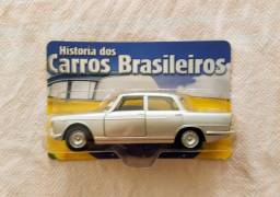 Miniatura Carros Brasileiros  Alfa Romeo FNM JK 2000