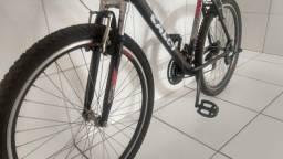 Título do anúncio: Bicicleta Caloi alumínio