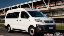 Peugeot minibus , conforto e economia