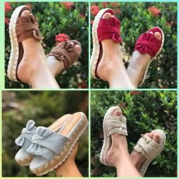 Sandálias e Chinelos Direto de Fábrica Nova Serrana