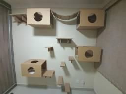 Parquinho para gatos