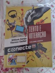 Livro Texto e Interpretação- William Cereja e Thereza Cochar. Editora Conecte