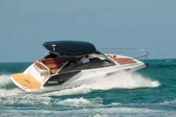 Lancha NX340 sport coupe a partir de R$: 755.000,00 nova