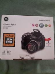 Título do anúncio: Câmera digital GE