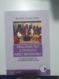 Livro: Diaconia no Contexto Afro-brasileiro