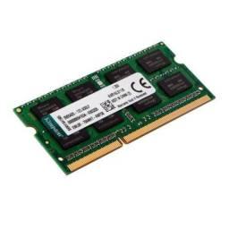 Memória Notebook 4GB Kingston DDR3L - NOVO - Loja Física