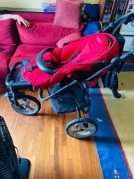 Carrinho de Bebe Marca Bébé Confort, Modelo High Trek, Cap. 20kg,