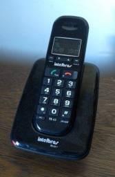 Título do anúncio: Telefone sem fio Intelbras - TS63V