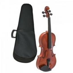 Violino 4/4 Giannini Start Arco Breu E Estojo V Top