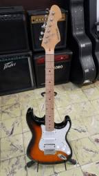 Guitarra Michael Strato na Musical Brother