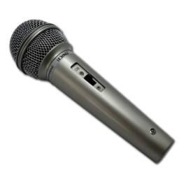 Microfone Com Fio 2.5 metros Lelong LE701