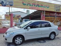 Nissan Tiida Sedan 18f 1.8 Flex 2010/2011 Parta 94.096 Km Rodados R$21.000,00
