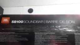 JBL sb100soundbar barra de som.