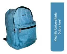 Título do anúncio: Mochila Escolar Keep Colors 15,6 Polegadas Azul BO431