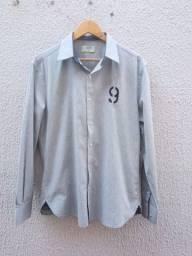 Título do anúncio: Camisa masculina Ellus Tam M NOVA
