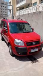 Fiat Doblo Essence 1.8 2014 - Entrada + 879 Fixas
