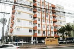 (Mar) Apartamento 02 dormitórios, semi mobilado, Praia Comprida, São José