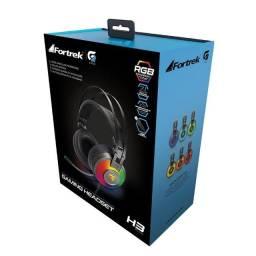 Fone Headset Gamer Fortrek H3 PLus 7.1