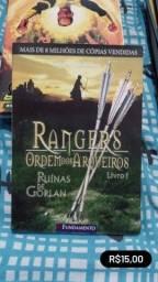 Livro 1 Rangers - A Ordem dos Arqueiros