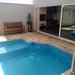 Título do anúncio: Casa térrea com piscina no Vale das Oliveiras em Limeira, Sp