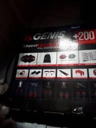 Genis transforme + de 200 exercícios Polishop