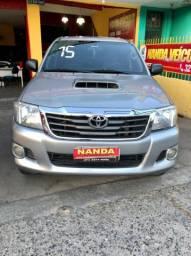 Hilux 4X4 Diesel / 2015 Completa