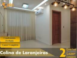 Título do anúncio: Apartamento decorado em Colina de Laranjeiras!