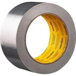 Fita adesiva de alumínio 50 mm x 30 m