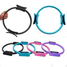 Título do anúncio: Arco Pilates Anel Yoga Tonificador Flexível Fitness Treino MBFit
