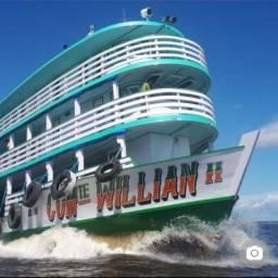 Barco comandante William