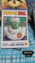 Manga Edição 20 Dragon Ball + Manga Fullmetal Alchemist 01