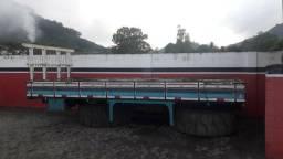 Carroceria caminhão 3/4 - 5,50 x 2,20