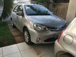 Toyota etios sedan - 2014