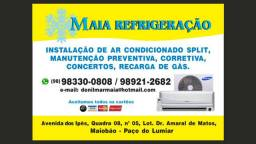Maia Refrigeração Zap 98330 - 0808