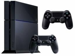Vendo ps4 2 consoles + 2 jogos ! fifa e resident evil