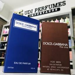 Perfume Dolce Gabbana Pour Homme 100ml ou D&G The One For Men