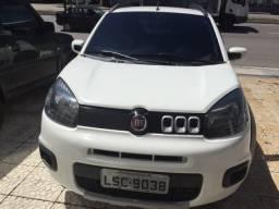 Fiat Uno Evo Way 1.4 2016 completa de tudo sem detalhes Procurar Martins * - 2016
