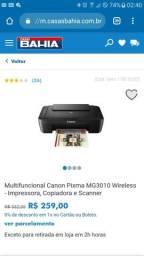 Impressora Canon3010