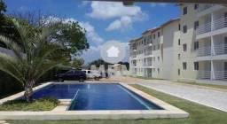 Alugo Apartamento no Eusébio próximo ao shopping com 3 quartos, 2 vagas e área de lazer