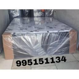 Promoção cama de mola $480