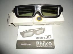 Oculos 3D - Novo-Original - TV Philco - Plasma comprar usado  São Paulo