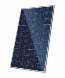 Painel Placa Energia Solar Policristalino Fotovoltaica 100w comprar usado  Rio de Janeiro