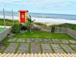 Sobrado frente para o mar com 5 suítes na Praia de Itajuba, linda vista!