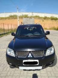 Pajero TR4 2012 automático, completo, GNV, 2° dono! - 2012
