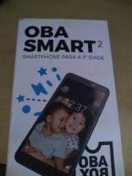Smartphone para a 3ª idade Obabox 2