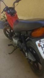 Moto pop100 - 2008
