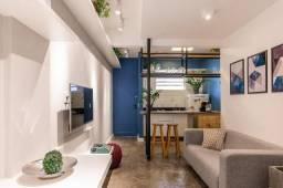 Apartamento à venda com 1 dormitórios em Pinheiros, São paulo cod:11482-