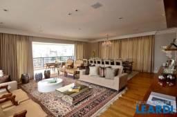 Apartamento para alugar com 4 dormitórios em Vila olímpia, São paulo cod:460405